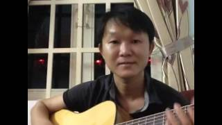 [Mitxi Tòng] Live streaming guitar 01