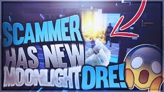 SCAMMER HAS *BRAND NEW* MOONLIGHT ORE!! (Scammer Get Scammed) Fortnite Save The World PVE