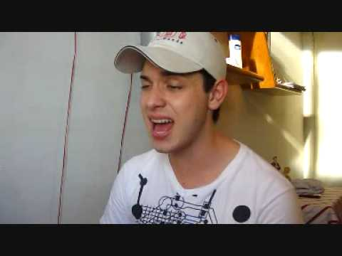 me singing Butterfly by Jason Mraz cover