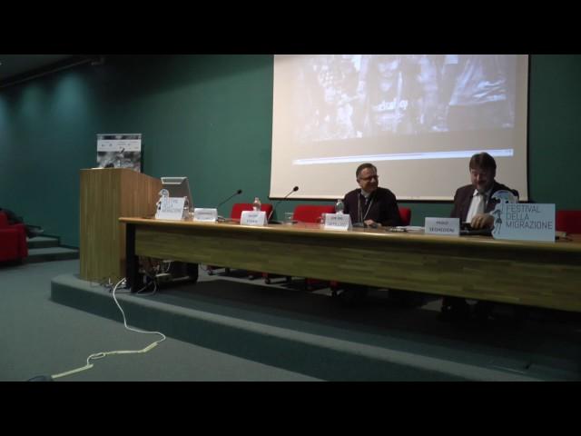 Festival della migrazione 2016 - intervento di Don Erio Castellucci - prima parte