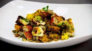 How To Make A Roasted Vegetable Medley