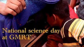 Science day at GMRT | 2017
