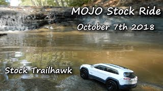 October MOJO Ride Highlights, Stock 2019 Jeep Cherokee Trailhawk 4x4, offroad, Ohio