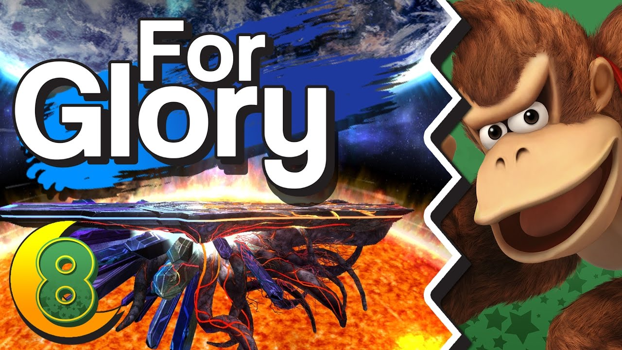 super smash bros wii u for glory with donkey kong 8