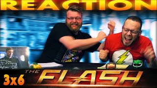 "The Flash 3x6 REACTION!! ""Shade"""