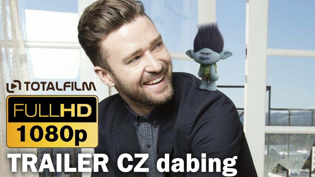 Trollové (2016) CZ dabing HD trailer