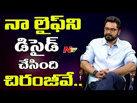 Actor Sarath Kumar Exclusive Interview || Weekend Guest || NTV