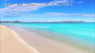 Schönste Strände Mallorca Spanien - Majorca Beach Es trenc