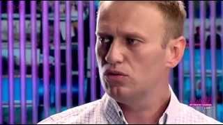 Навальный vs. Чубайс на Дожде. Фрагмент