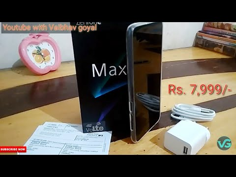 Asus Zenfone Max M2 (Black 32 GB) Unboxing And Review    Asus Zenfone Max M2 New Look   