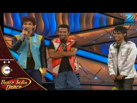DHARMESH, RAGHAV and PRINCE Dhamakedaar Performance - DID L'il Masters Season 2