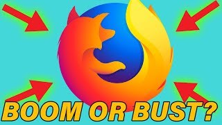Firefox Quantum Time To Switch?