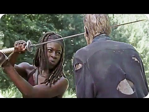 THE WALKING DEAD Season 7 Episode 7 TRAILER & PREVIEW CLIP (2016) amc Series