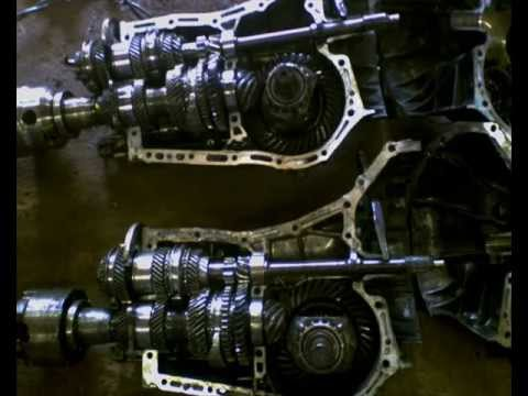 Subaru Rs Transmission Viscous Coupler Design Newer Vs