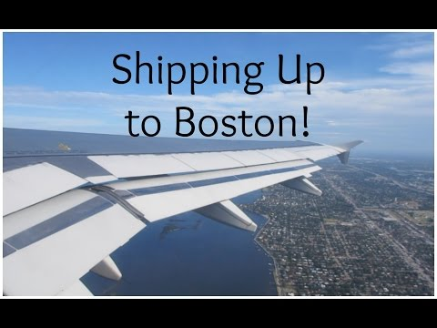 Shipping Up to Boston