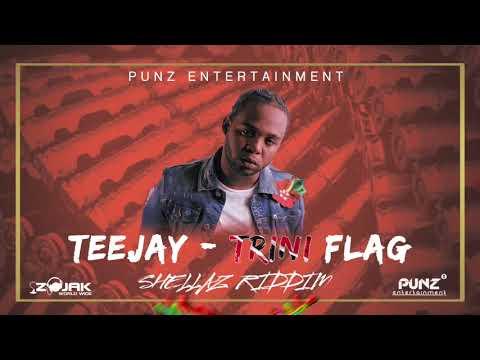 TeeJay - Trini Flag (Official Audio)