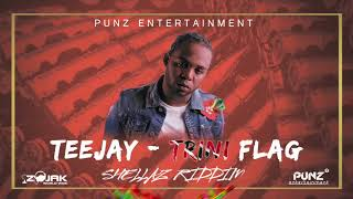 TeeJay - Trini Flag (Official Audio)