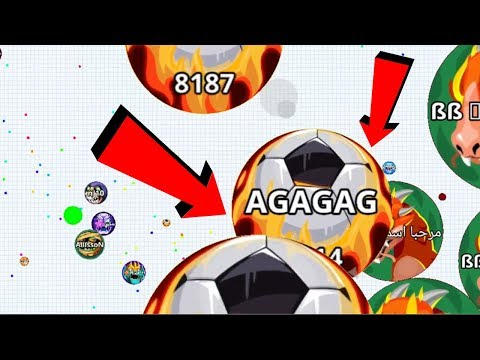 Agar.io Solo Boss Vs Team Compilation Fails/ Wins Funny Agar.io Mobile Gameplay