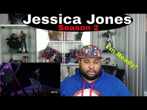 'Jessica Jones: Season 2' Trailer Reaction