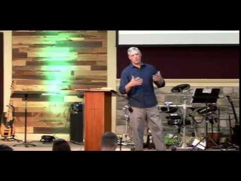 A Spiritual Explosion, Bobby Alger June 4, 2017