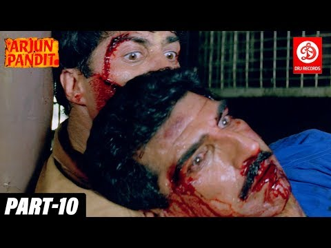 Arjun Pandit - Bollywood Action Movies ( PART - 10 ) Sunny Deol | Juhi Chawla अर्जुन पंडित - Movies