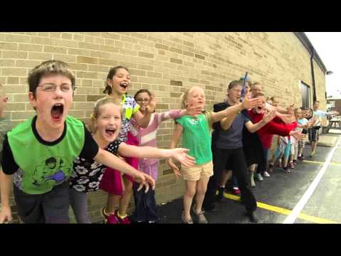 Most Precious Blood Catholic School  Promo video