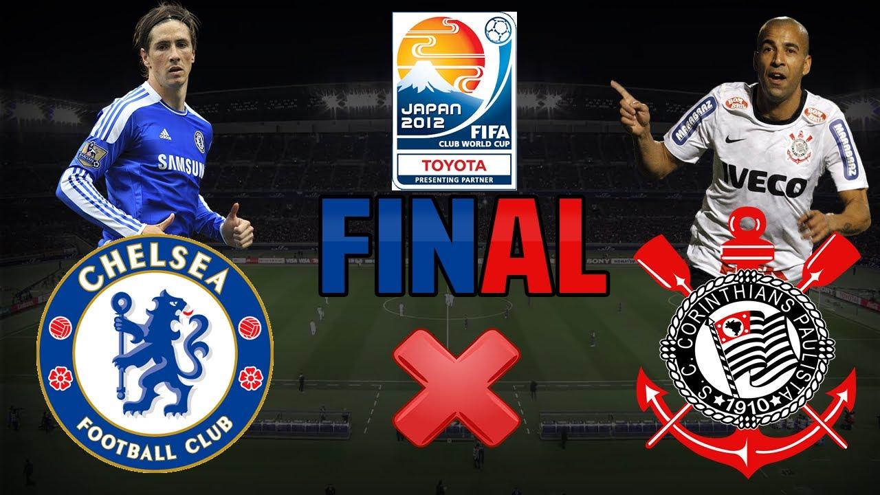 Final Mundial De Clubes 2012: Corinthians X Chelsea