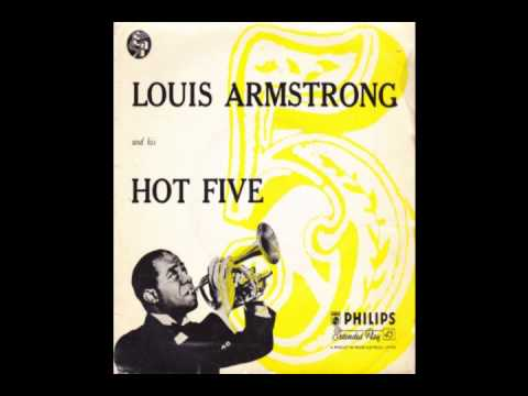 Louis Armstrong & His Hot Five, St James Infirmary Blues 1929