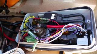 Seadoo Clicking - No Start Troubleshooting Opening Fuse Box, Checking Solenoid, Replacing Starter