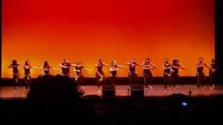 Traditional Haitian Dance @ UMass