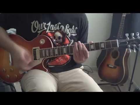 The Devil's Bleeding Crown - Volbeat :: Guitar Cover HD