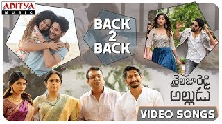 Shailaja Reddy Alludu Video Songs Back to Back | Naga Chaitanya, Anu Emmanuel