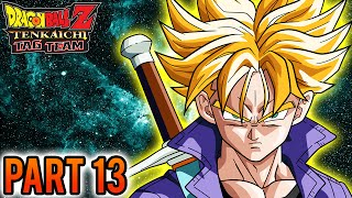 Dragon Ball Z: Tenkaichi Tag Team - Part 13 (DBZ PSP)