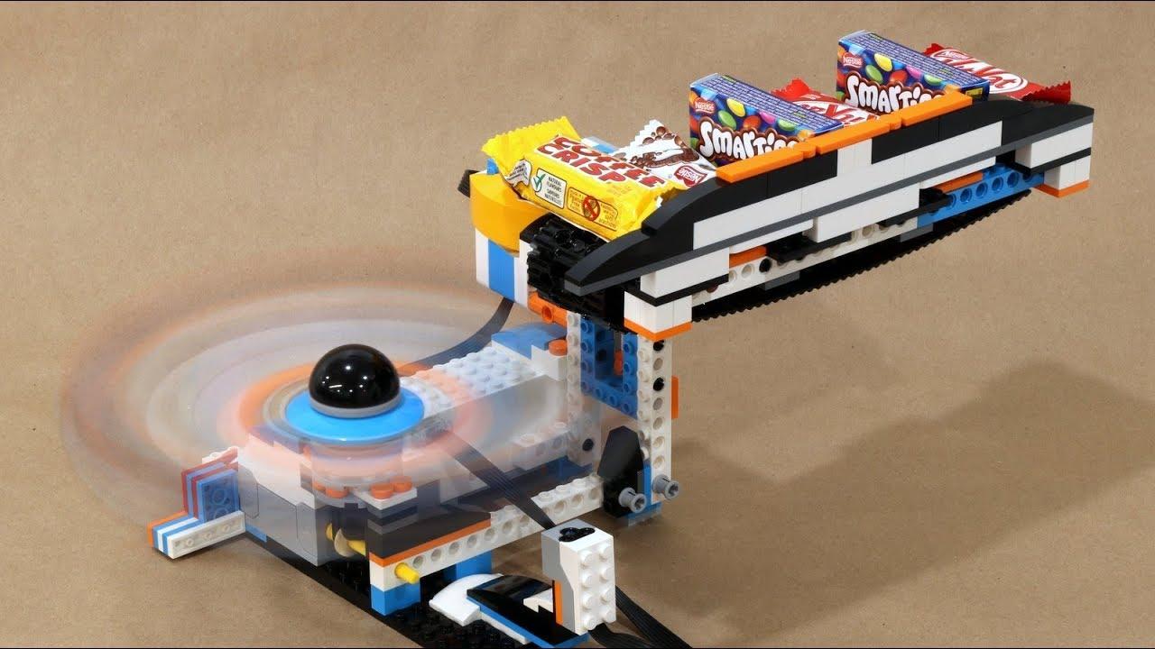 Vortex Candy Launcher | JK Brickworks