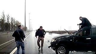 #198 【衝撃クラッシュ!】  ドラレコが見た事故の瞬間映像集