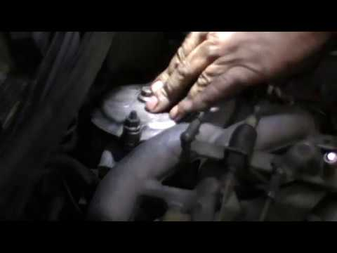 Замена масла Мерседес W124 ОМ603
