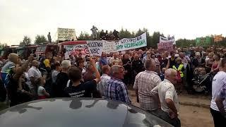 Stop wysypisku w Jaskòłowie