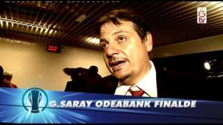 GSTV|EUROCUP'TA ŞAMPİYONLUĞA SON 2 MAÇ 4.KLİP