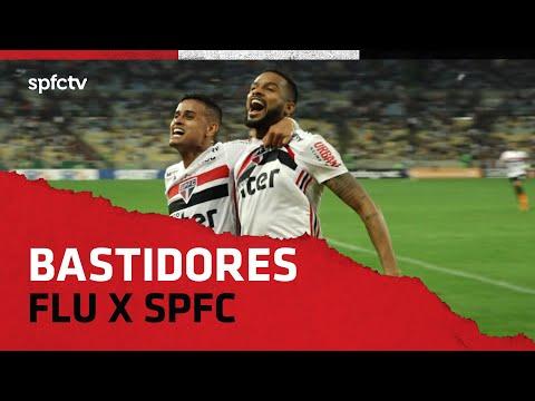 BASTIDORES: FLUMINENSE 1X2 SÃO PAULO   SPFCTV