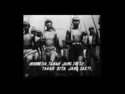 Lagu Indonesia Raya Versi 3 Bait Youtube