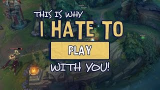 Instalok - Hate To Play With You (The Weeknd - Can