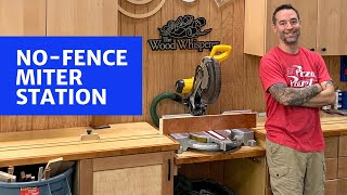 No Fence Miter Station