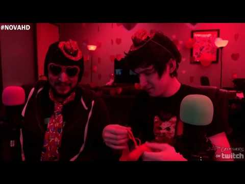 Aleks & James | Valentine's Stream