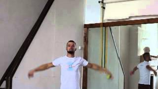 #10. Мультиплекс (видео уроки по жонглированию от ПГ)