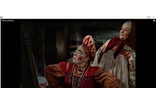 МОРОЗКО, фрагменты про Марфушку, советский фильм-сказка