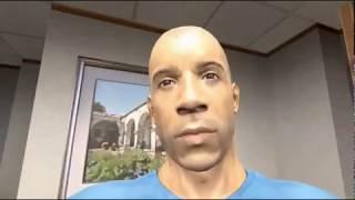"""Vin Diesel (""""Fuck"""")"""