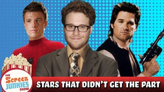 Stars That Didn't Get The Part!