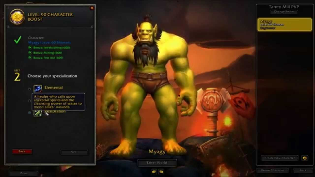 Buy Allied Races Leveling service - WoW Allied Races boost