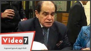 صلاح فوزى: الدستور حظر تعديل المادة المتعلقة بإعادة انتخاب الرئيس