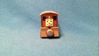 Rare 1992 Toby The Steam Tram - Thomas The Tank Engine & Friends Wooden Railway Toy Discussion